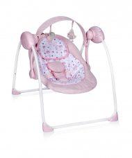 Lorelli Portofino elektronická hojdačka - pink