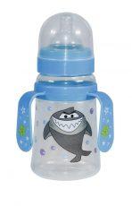 Lorelli kojenecká láhev se širokým hrdlem a držáky 250 ml