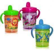 Baby Care zobákový pohár s uškom - ZOO