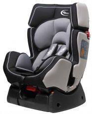 Detská bezpečnostná autosedačka MamaKiddies Baby Plus (0-25 kg), farba sivo-čierna