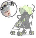 Pláštěnka k Mama Kiddies Mignon full extra sportovnímu kočárku skládatelný na deštník