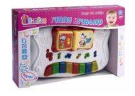 BamBam edukačná hračka - hrajúci klavír