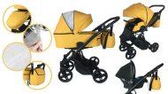 Dětský multifunkční kočárek Mama Kiddies Bee 3v1 + dárek