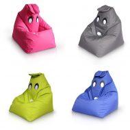 Detský sedací vak kamarát BUNNY (vo viacerých dostupných farbách)