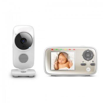 Motorola opatrovateľka baby sit MBP483