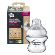 Tommee Tippee kojenecká láhev 150ml se sovou (šedá)