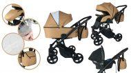 Dětský multifunkční kočárek Mama Kiddies Camel 3v1 + dárek