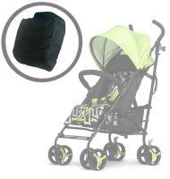 Nánožník k Mama Kiddies Mignon full extra športovnímu kočárku skládatelnému na deštník (New Line)