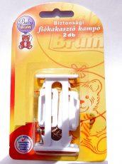 Baby Bruin bezpečnostný uzáver na šuflíky - 2 ks