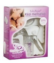 Baby Bruin ručný odsávač mlieka + DARČEKY
