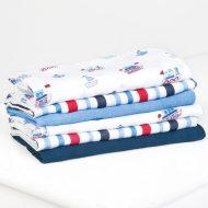Hrubá textilní plenka