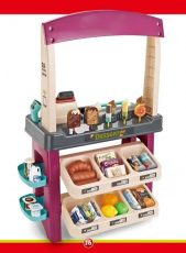 Mama Kiddies 55 kusový luxury ice cream set s množstvím doplňků
