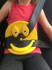 Máma Kiddies žlutý převlek pásů