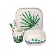 Evergreen Bamboo súprava na jedenie