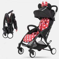 Mama Kiddies Go-Go Mini Sportovní kočárek sklápěcí