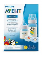Philips Avent Themebook Súprava Anti-colic (4 dielna)