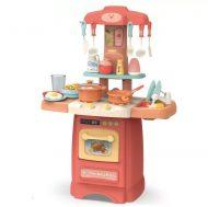 29 kusová Mama Kiddies  Effluent Kitchent detská kuchynka - v ružovejj farbe