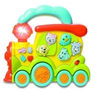 Baby Mix edukačná hračka vláčik