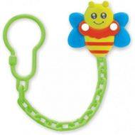 Řetěz na dudlík - motýl