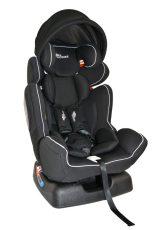 Dětská bezpečnostní autosedačka Mama Kiddies Baby Extra Plus (0-36kg), barva černá + dárek clona proti slunci