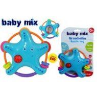 Baby Mix mořská hvězda - chrastítko
