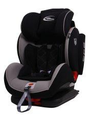 Detská autosedačka MamaKiddies Angel Wings (9-36kg) s ISOFIX systémom, farba čierna