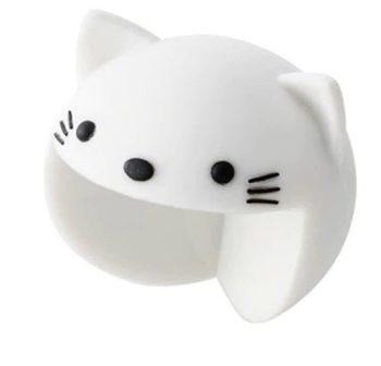Silikonový chránič rohů ve tvaru koťata