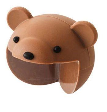 Silikonový chránič rohů ve tvaru medvídka