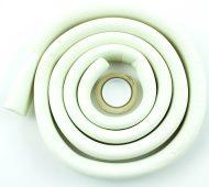 Pěnová páska na hrany nábytku 3,3x0,8x200 cm bílá