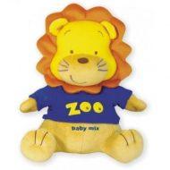 Baby Mix plyšový lev