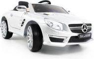 Bílé auto Mercedes-Benz AMG s dálkovým ovládáním