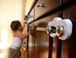 Bezpečnostní zámky / ochrana na ostré rohy